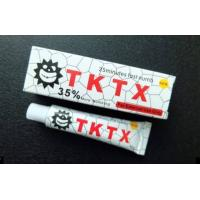 Professional White TKTX Skin Numbing Cream 35% Permanent Makeup Tattoo Pain Killer Manufactures