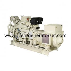 6bt5.9-gm83 Cummins Marine Diesel Generator Set Dc24v Electrical Starting Manufactures