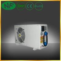 Hitachi Rotary Compressor Air To Water Boiler Heat Pump For Hot Water Heating System Manufactures