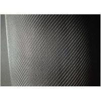 Decorative Stainless Steel Wire Mesh Screen , Dutch Weave Ss Wire Mesh High Porosity Manufactures