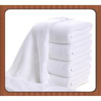 Buy cheap custom logo 100% cotton velour printed personalized hotel towels from wholesalers