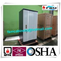 Fireproof Anti Magnetic Cabinets With 4 Drawer For Storing Magnetic Tape / Micro Disk Manufactures
