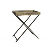 BSCI Removable Serving Tray MDF Side Tables For Living Room Manufactures