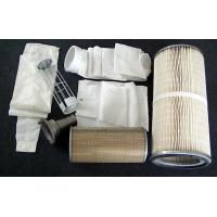 Excellent chemical stability PTFE teflon needled fabric filter bag Manufactures