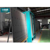 Hydraulic Double Insulating Glass Production Line 3-15 Mm Thickness Servo Motor Manufactures
