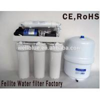 Home Use Reverse Osmosis Water Purifier , Drinking Water RO Filtration System Manufactures