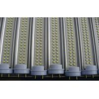 Commercial 22W LED Tube Light Fixtures T8 3528 fluorescent lamp Lifespan 50,000 hours Manufactures