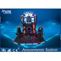 Jazz Drum Electronic Coin Operated Game Machines Four Difficulty Levels Option Manufactures