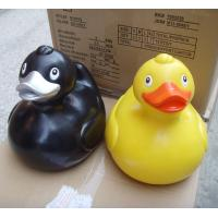 Phthalates Free Giant Weighted Rubber Ducks Toys Safe Soft For Baby Bath Time Huge Duck for racing Manufactures
