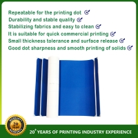 Offset printing rubber blanket with customized size Manufactures