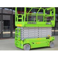 Working Safe Elevated Lift Platform Small 6m Manlifts For Building Manufactures