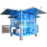 China Aluminium Alloy Enclosed Transformer Oil Filtration Plant Insulating Oil Treatment Machine on sale
