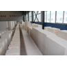 Insulating AZS Zirconium Corundum Bricks For Glass Industrial Furnace / Kiln Manufactures