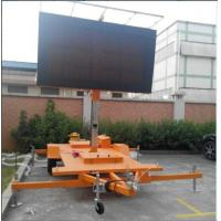 High Brightness SMD P6 Full Color LED Display For Mobile Led Truck Advertising Manufactures