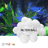 Filter Ball Sand Lightweight Durable Eco-Friendly for Swimming Pool Cleaning Equipment Manufactures