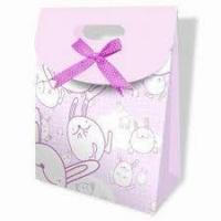 Eco Friendly Small Reusable Transfer Printing Color Paper Custom Printed Gift Bags Manufactures