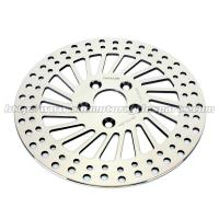 Super Glide Silver 292mm Front Brake Rotors With High Braking Performance Manufactures