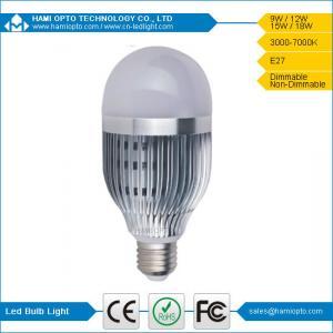 9W 80LM/W E27 LED Globe Light Bulb  Energy Saving LED Bulb Light Lamp 9W Manufactures