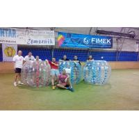 Custom  Soccer Game  Flexibility Inflatable Water Sports Bubble Manufactures