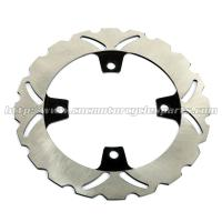 Solid Rear Motorcycle Brake Disc Racing Brakes Honda FORZA 250 CB750F Manufactures