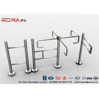 High Speed Manual Full Height Turnstile Manual Half Height Barrier Gates Manufactures