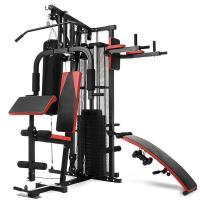 Buy cheap Fitness equipment multi functional home gym-HG480,indoor&gym muscle strength from wholesalers