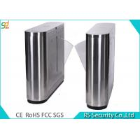 Flap Barrier Automatic Turnstile Driveway Electric Gate Systems Tripod Turnstile Manufactures