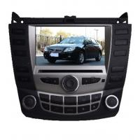 BYD F6 Car GPS Navigation System With Bluetooth , GPS Navigation DVD Manufactures