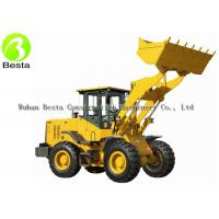 1500KG Capacity 2WD Mini Wheel Loader 2.9Ton ZL15 With Diesel Motor Manufactures