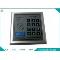 Fingerprint Attendance Door  Access Controller LED keypad Stand  Rfid reader Manufactures