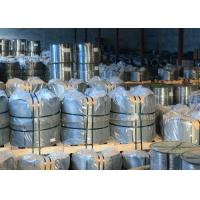 0.90 - 1.60mm Uncoated Bright High Carbon Spring Steel Wire for Air duct Manufactures