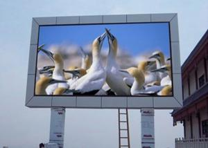 Double Sides IP65 4X3 SMD2525 P5 LED Advertising Billboard Manufactures