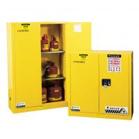 Flammable Liquid Storage Cabinet / Fireproof Safety Cabinets CE , ISO Manufactures