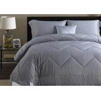 Luxurious Warmest Down Alternative Comforter King Size For Home / Hotel Manufactures