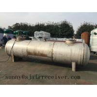Underground Heating Oil  Fuel Container Tanks , Underground Gasoline Storage Tanks Manufactures