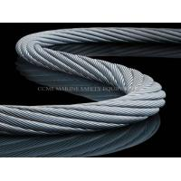 China galvanized steel wire rope 8mm on sale