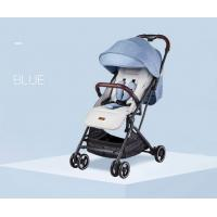Quality High View Portable Baby Carriage Stroller One Hand Folding For Newborn Sleep Sit for sale