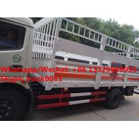 Quality Factory sale high quality Cheapest price Dongfeng 4x2 6ton gas cylinder for sale