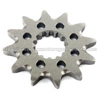 Quality High Precision Dirt Bike Sprockets / Stainless Steel Sprockets With Heat Treatment Process for sale