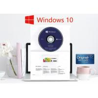 Buy cheap OEM Windows 10 Pro Operating System , Microsoft Windows 10 Professional from wholesalers