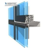 Anodizing 6061 6005 Extruded Aluminium Profiles Cutting / Driling / Punching Manufactures