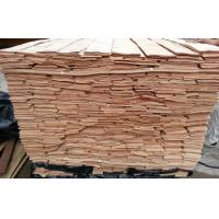 Quality Natural Crown Cut Steamed Beech Sliced Veneer C grade For Furniture for sale