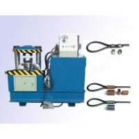 Steel Wire Rope Swaging Press Machine For Different Wire Rope Diameter Manufactures