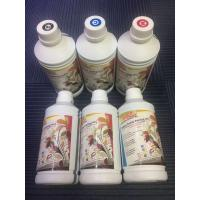 CMYK Water Based Dye Sublimation Printing Ink Four Colors For Epson Piezo Heads Manufactures