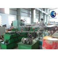 Model 114 Metal Threading Machine , GI Water Pipe Automatic CNC Threading Machine Manufactures