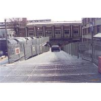 Size Custom Welded Steel Bar Grating / Rust Resistance Galvanized Walkway Grating Manufactures
