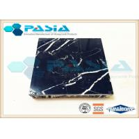 Oversized Marble Type Honeycomb Stone Panels For Outdoor Decoration Abrasion - Proof Manufactures