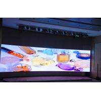 Commercial P3mm Indoor Full Color Led Display For Stadiums , 1R1G1B Manufactures