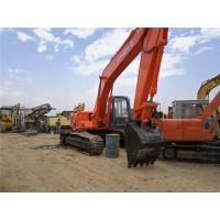 China 6 Cylinders 18T Second Hand Earthmoving Equipment  Hitachi Ex200 - 1 Original Turbo with Original Paint on sale