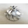 TD04HL 46.02X58mm 11+0 blades 49189-X performance design Turbocharger Billet compressor wh Manufactures